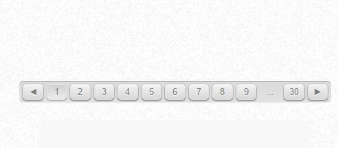 前端实现数据分页效果的javascript特效代码