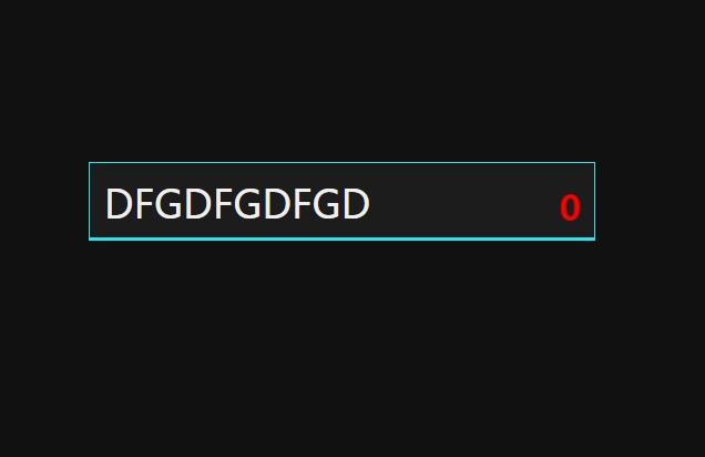 form表单文本框字符串字数限制弹出警告信息jQuery代码