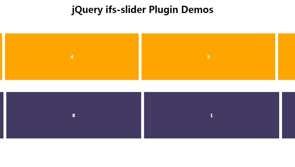 网页图片定时左右循环滑动插件jQuery特效代码