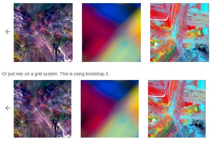 jQuery图片列表左右单个滑动切换插件代码