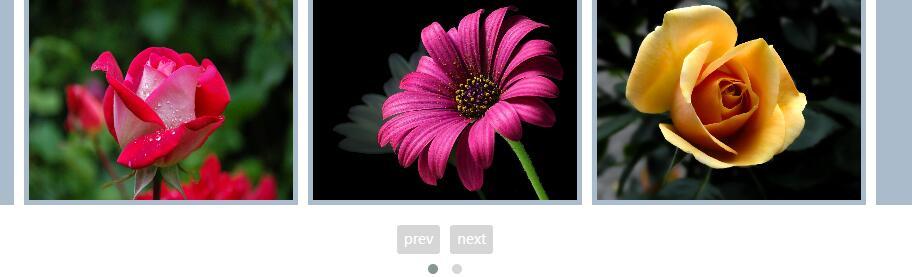带上下分页按钮图片滑动切换焦点图插件代码
