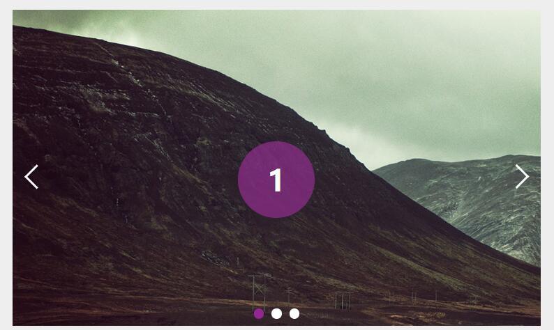 jQuery网页图片滑动切换焦点图幻灯片插件下载