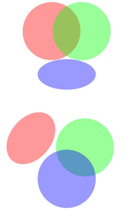 div圆形块状图层翻转css3动画样式代码