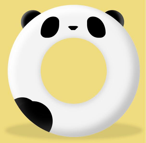 html5css3樣式代碼制作大熊貓圖像特效