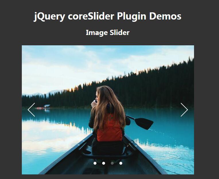 jQuery网页图片幻灯片滑动切换焦点图插件代码下载