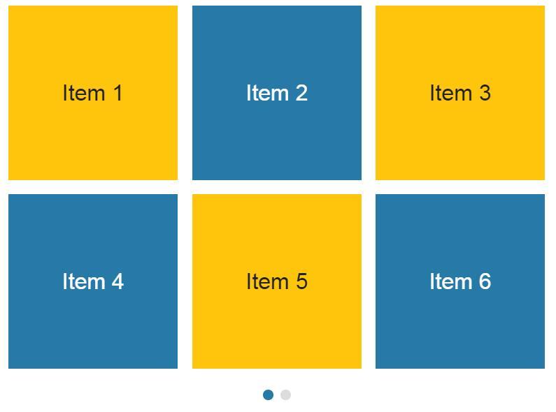 可左右拖拽移动切换的js网页焦点图插件代码下载