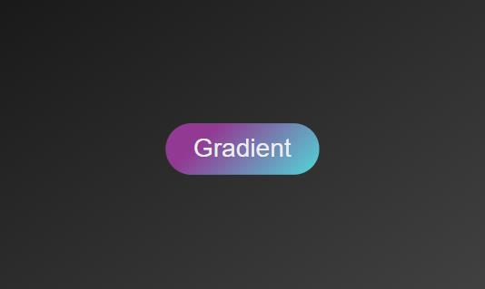 鼠标hover悬停背景色渐变切换的border-radius圆角按钮样式