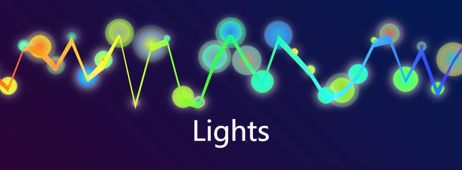 灯光闪闪动画特效css3代码